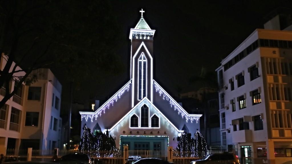 太平境キリスト教会
