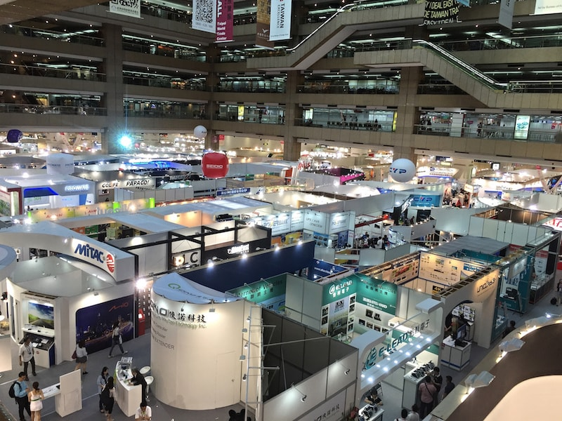 COMPUTEX TAIPEI(台北国際コンピュータ見本市)