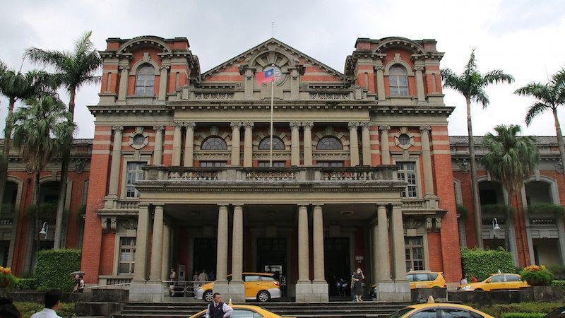 台湾・台北市内の訪れるべき歴史建造物:台大醫院
